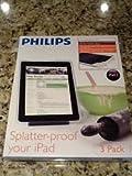 Philips Splash Guards for iPad - 3pk