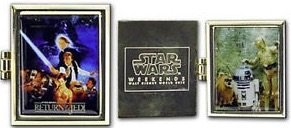 (Star Wars Weekends 2013 Annual Passholder Commemorative Collection Hinged Pin)