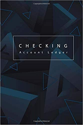 checking account ledger personal checking account balance register