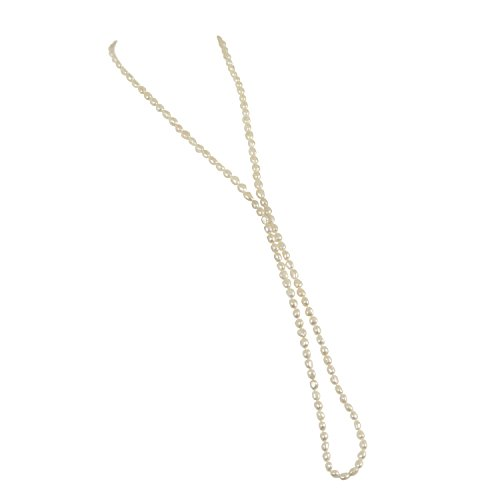 Nice White Pearl Necklace - Paialco 47