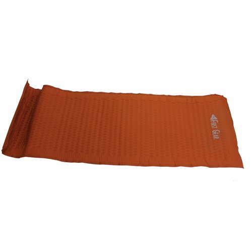 4002660 First Gear Mountain Light Large Self-Inflating Mat by Texsport