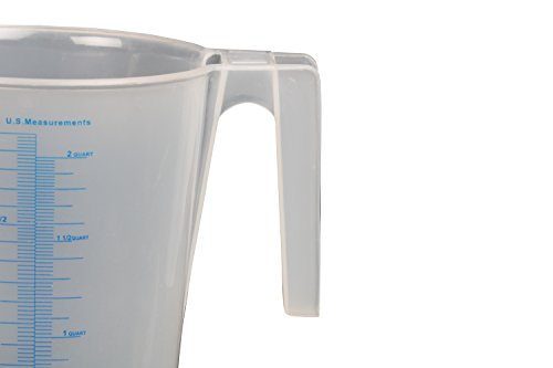 - WirthCo 94140 Funnel King 2 Liter General Purpose Graduated Measuring Container