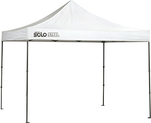 Quik Shade Solo Steel 10 x 10 ft. Straight Leg Canopy, Turquoise