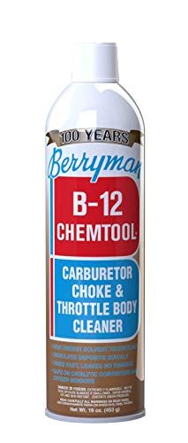 Berryman Products Berryman 0117 B-12 Chemtool Carburetor, Choke and Throttle Body Cleaner, Not image