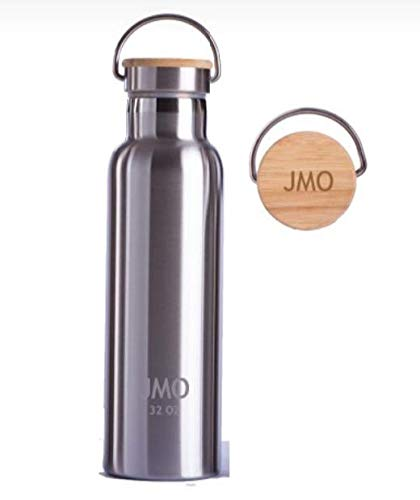 JMO 32OZ Double Walled Insulated Bottle