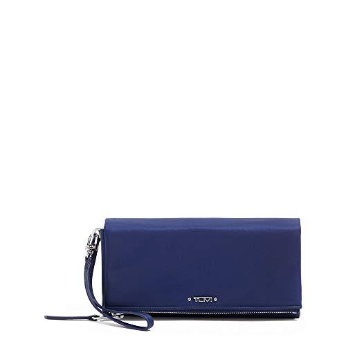TUMI - Voyageur Travel Wallet - Card Holder for Women - Ultramarine