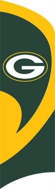 Party Animal TTGB Packers Tall Team Flag w Pole