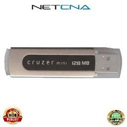 MEMUSB-128FT Cisco 128MB USB Flash 2800 and 3800 Series Router 3rd Party Module 100% Compatible memory by NETCNA (Router 3rd Party Module)