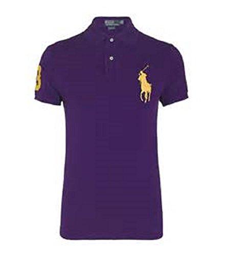 Ralph Lauren Poloshirt Custom Fit Big Pony