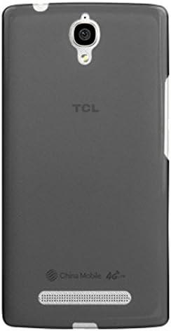 Prevoa ® 丨 Transparent Funda Silicona TPU Cover Case para TCL ...