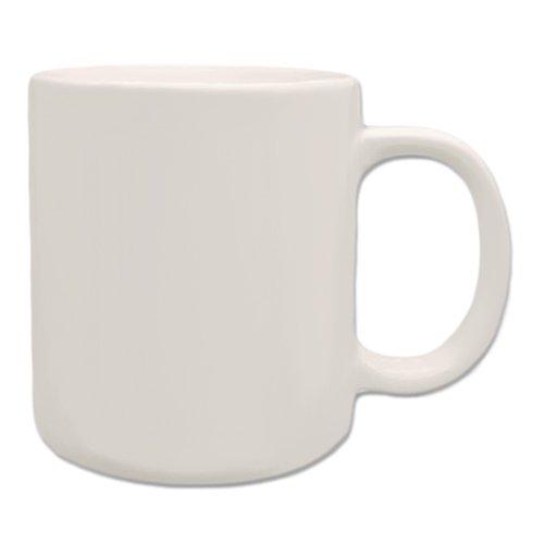 White 20 Ounce Ceramic - 3
