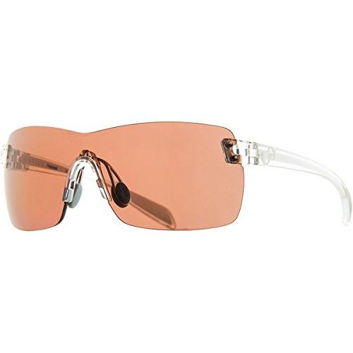 Native Camas Polarized Sunglasses, Copper, Crystal / - Native Nose Pads Eyewear