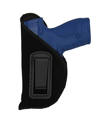 (King Holster Small of Back SOB Concealed IWB Gun Holster fits Walther CCP | PPS | PK380 | P22 | PPK)