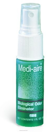 Medi-aire Biological Odor Eliminator, Medi-Aire Deod Spray 8 oz frsh, (1 CASE, 12 EACH)