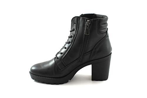 Igi Cheville Chaussures Noir Bottes Femme 2178200 amp;Co Cheville Bottes Nero Talon wt0RrqtS