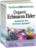 (Traditional Medicinals Tea Echinacea Elder Or)