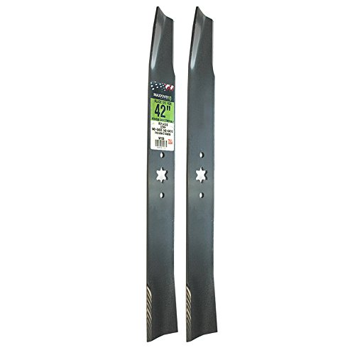Maxpower 561556 (2) Blade Set for 42