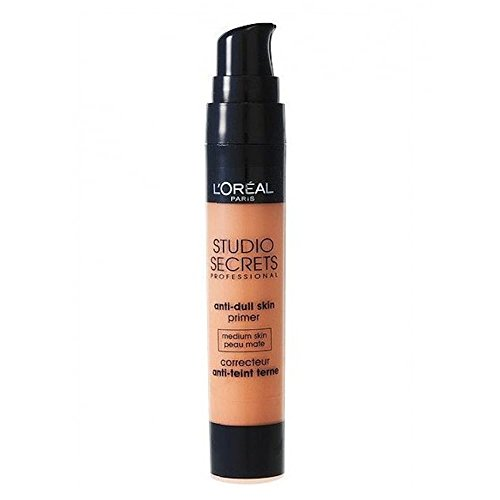 L'Oreal Studio Secrets Professionell Anti-glanzl Mittel Primer Medium Skin