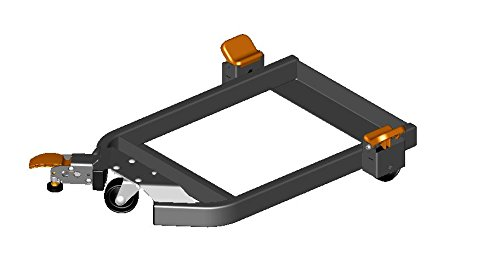 HTC Products HSG-1267 Style J Welded Mobile Base, 26.75 X...