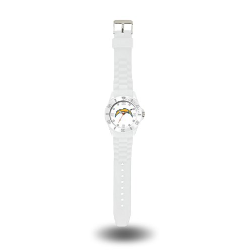 Womens San Chargers Diego (Rico Industries NFL San Diego Chargers Women's Cloud Watch)