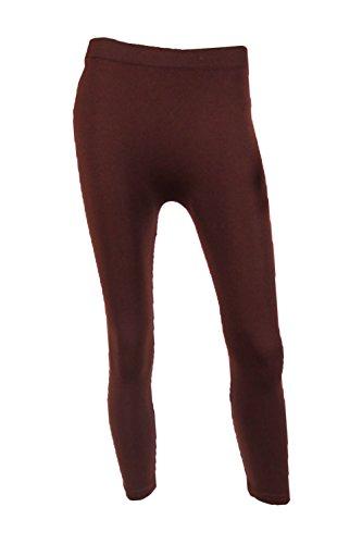 Sofra Womens Capri Length Leggings