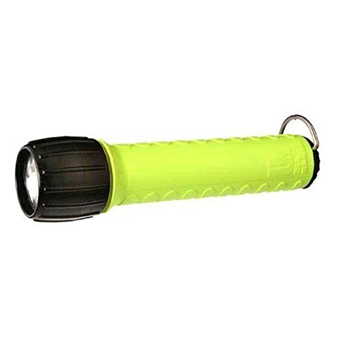 Flashlight Kinetics Underwater Yellow - Underwater Kinetics SL3 eLED (L2) Dive Light, Safety Yellow, With Batteries