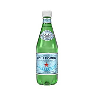 S.Pellegrino Sparkling Natural Mineral Water, 16.9 fl oz. (24 Pack)