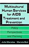 Multicultural Human Services for AIDS Treatment and Prevention, Julio Morales and Marcia Bok, 156023038X