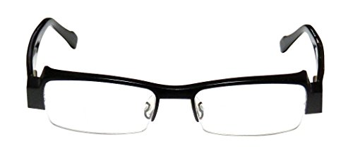 harry-larys-galaxy-mens-womens-prescription-ready-fancy-designer-half-rim-spring-hinges-eyeglasses-s