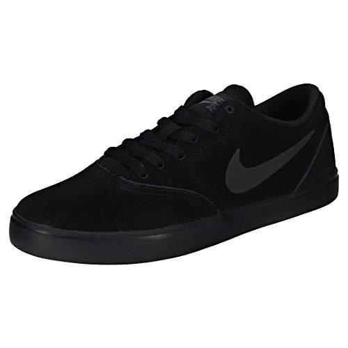 black black anthracite Homme Noir De 001 Check Chaussures Sb Sb gs Suede black Skateboard Nike pwaPva