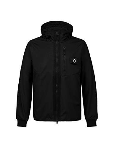 MA.STRUM - MA Strum Soft Shell Jacket Titan Black Colour for sale  Delivered anywhere in USA