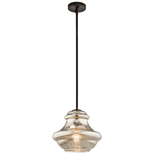 Kichler 42044OZMER One Light Pendant