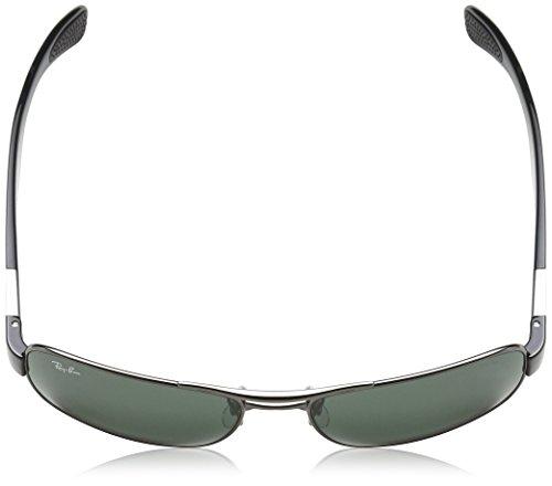 RB Ray 3522 Gunmetal Ban Sonnenbrille Zvrxc7EHv