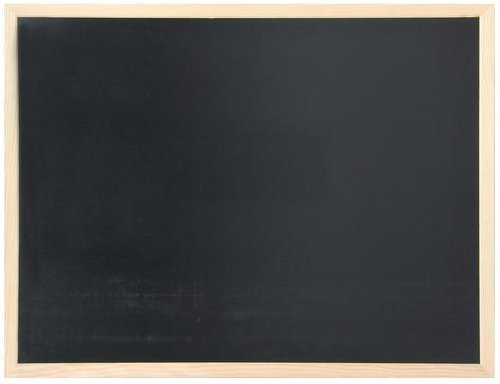 Bartl 101225 - Kreidetafel groß 80 x 60 x 2 cm