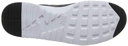 Derby Donna Thea Wmns Stringate 028 Scarpe Air Nike Max Nero black white FqYxR0Cg