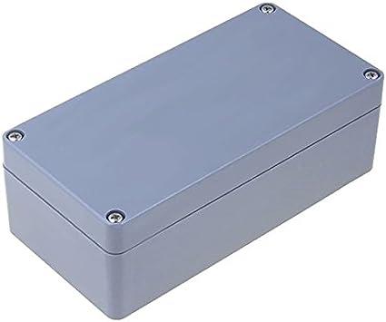 Carcasa de Plástico Caja para placa electrónica Componentes: Amazon.es: Bricolaje y herramientas