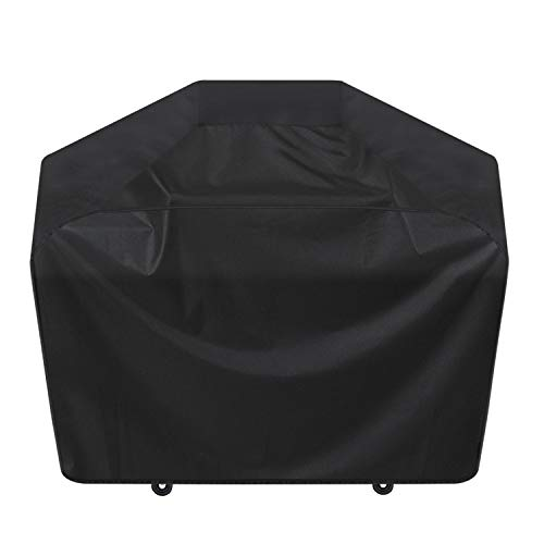 SARCCH BBQ Grill Cover,BBQ Special Grill Cover,Waterproof and UV Resistant Material Durable and Convenient,Fits Grills of Weber Char-Broil Nexgrill Brinkmann and More (58inch) (Covers Winter Grill)