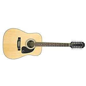 Epiphone Acoustic 12-String Guitar