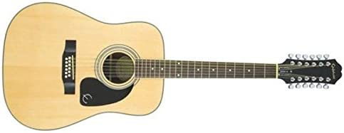 Epiphone DR-212 Acoustic 12 String Guitar