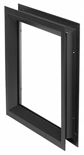 - Window Frame Kit, Steel, 32 in H, 24In W