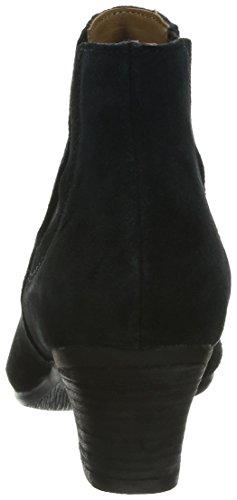 Clarks Melanie Posy - Botas de cuero mujer negro - Noir (Black Sde)