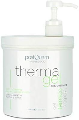 Postquam - Gel Termico | Gel Anticelulitico para Tratamientos en Caliente - 1000 ML