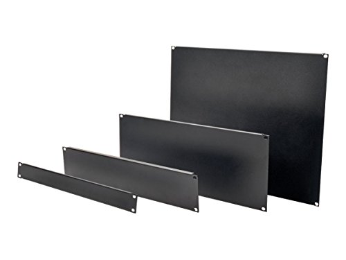 TRIPP LITE 19-In Rack Blanking Panel Kit for Enclosure Server Cabinet, 4 Pieces - 19