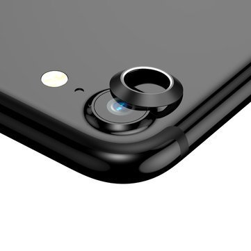 quality design 5af16 bc382 ROBMOB Camera Protector Ring For Apple Iphone 7 (Black): Amazon.in ...