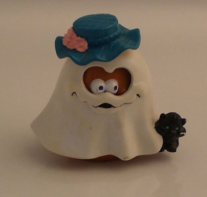 McDonald's Happy Meal - 1996 - Halloween McNuggets Buddies - McBoo/Ghost/Fantôme -