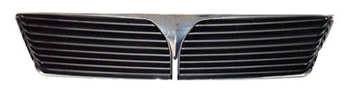 OE Replacement Mitsubishi Lancer Grille Assembly (Partslink Number MI1200233) - Mitsubishi Lancer Grille Replacement