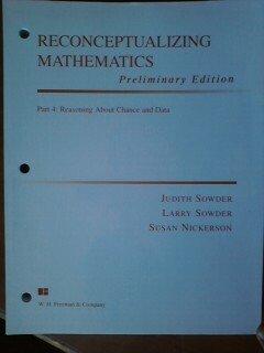 Reconceptulizing Mathematics