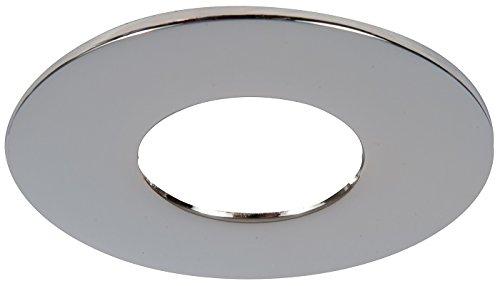 Metal KSR LIGHTING Bezel Chrome Finish