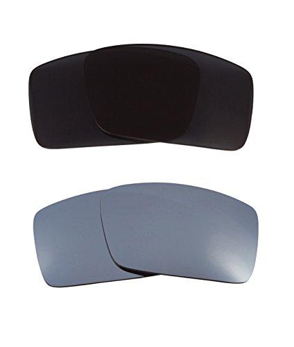 Best SEEK Replacement Lenses Oakley GASCAN S - Polarized Grey - Replacement Cheap Oakley Lenses Gascan