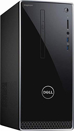 Dell 2019 Inspiron Business Gaming Desktop Computer, Intel Quad-Core i7-7700 up to 4.2GHz, 16GB DDR4, 512GB SSD + 1TB 7200rpm HDD, DVDRW, WiFi, GTX 1050 2GB, Mouse & Keyboard, Windows 10 Professional (Dell Inspiron Desktop Pc Intel Core I7 7700)